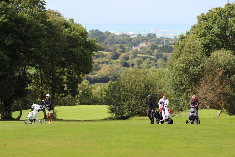 Comp tition d 39 ouverture le 8 avril golf de cherbourg for Reglement interieur association sportive