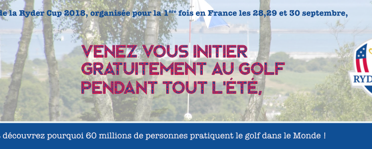 initiation gratuite golf cherbourg